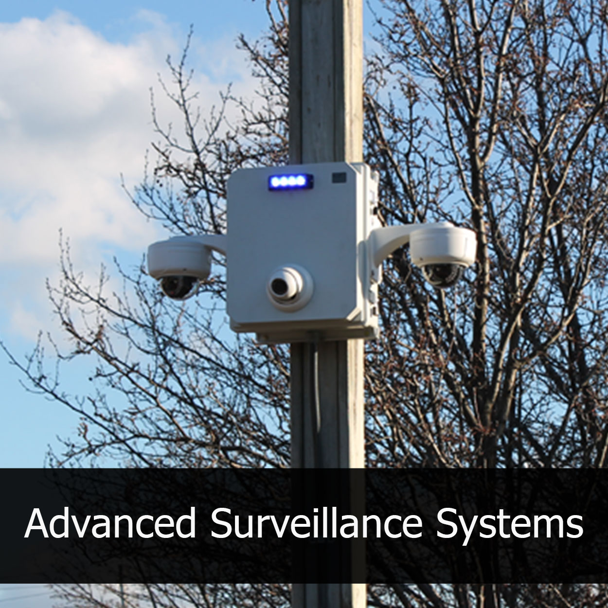 Advanced Surveillance Systems