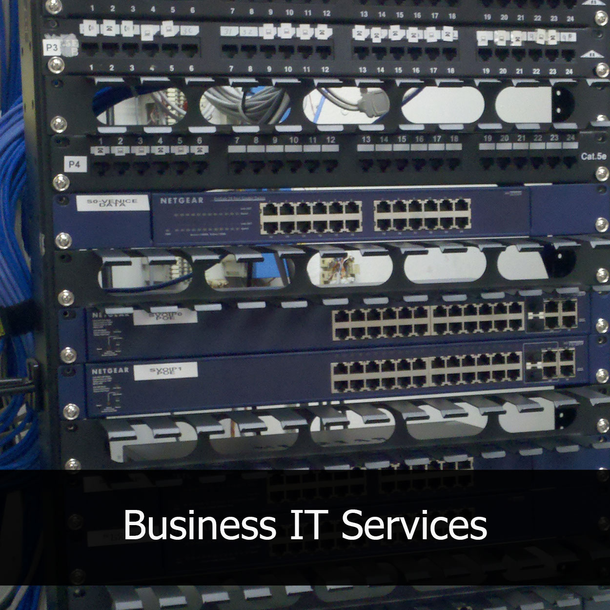 Business IT Services Network Switches Router Firewall Access Point CAT5 CAT6 Fiber Optics Server Computer Antivirus Malware Removal